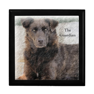 Chesapeake Bay Retriever Gift Box