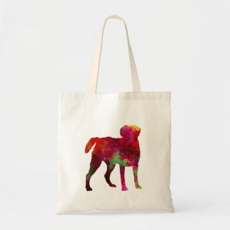 Chesapeake Bay Retriever in watercolor Tote Bag