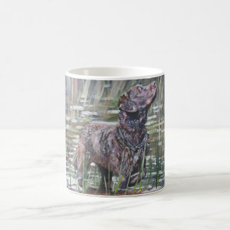 Chesapeake Bay retriever mug