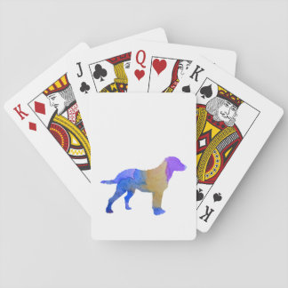 Chesapeake Bay Retriever Playing Cards