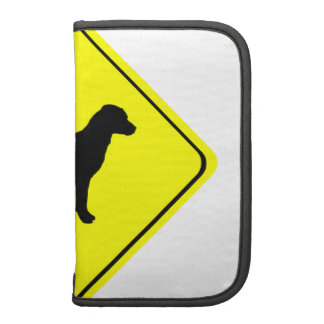 Chesapeake Bay Retriever Silhouette Crossing Sign Planners