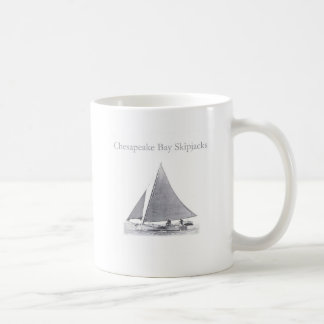 Chesapeake Bay Skipjacks Coffee Mug