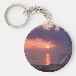 Chesapeake Bay Sunrise Keychain