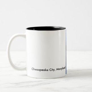 Chesapeake City Maryland Mug