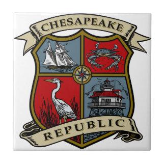 Chesapeake Republic Tiles