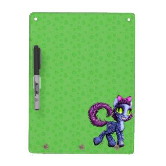 Cheshire 3 Key Holder Dry Erase Board