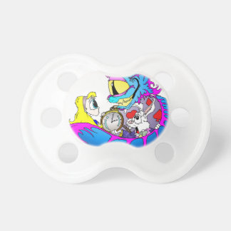 Cheshire & Alice Baby Pacifiers
