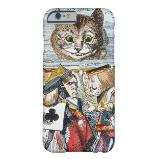 Cheshire Cat, 1865 Barely There iPhone 6 Case