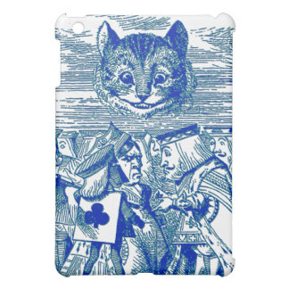 Cheshire Cat: Alice in Wonderland  iPad Mini Covers