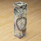 Cheshire Cat Alice in Wonderland Wine Gift Box