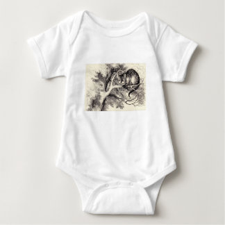 Cheshire Cat Baby Bodysuit