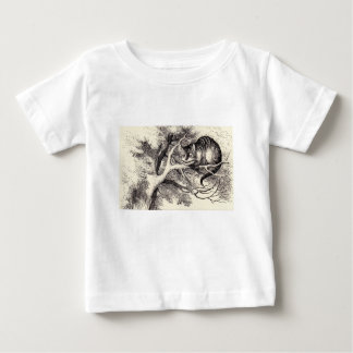 Cheshire Cat Baby T-Shirt