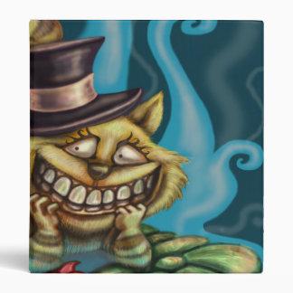 Cheshire Cat Binder