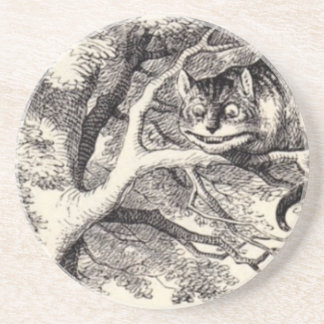 Cheshire Cat Coaster