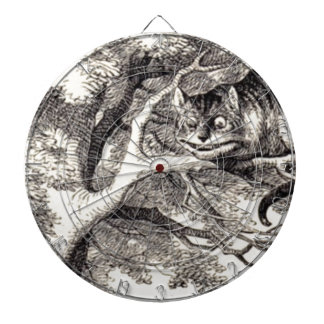 Cheshire Cat Dartboard