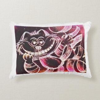 Cheshire Cat Decorative Pillow