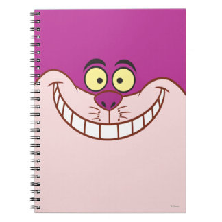 Cheshire Cat Face Notebooks
