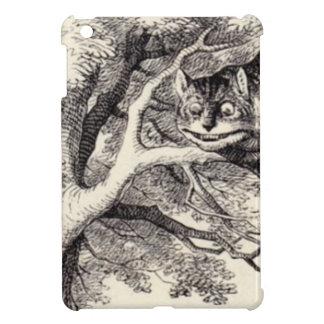 Cheshire cat iPad mini cases