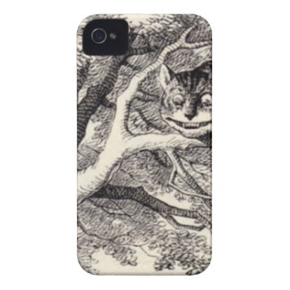 Cheshire Cat iPhone 4 Cover
