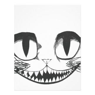 Cheshire Cat Letterhead