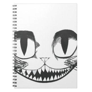 Cheshire Cat Notebooks