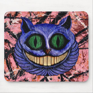 CHESHIRE CAT on IN THE PINK ~ Mouse Pad