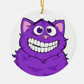 Cheshire Cat, ornament
