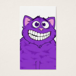 Cheshire Cat quote card