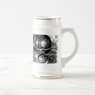 Cheshire Cat Stein Alice in Wonderland