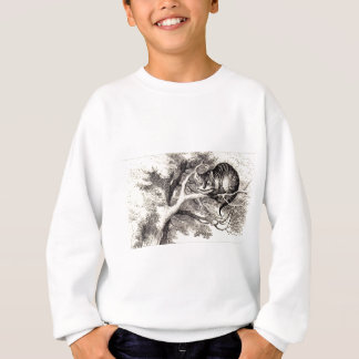 Cheshire cat sweatshirt