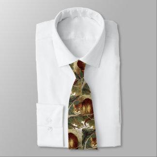 Cheshire Cat Tie