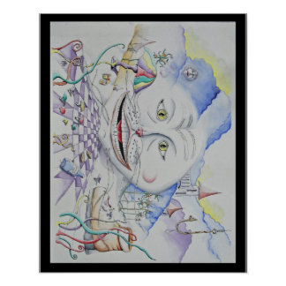 Cheshire catfish final poster