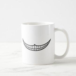 Cheshire Grin Coffee Mug