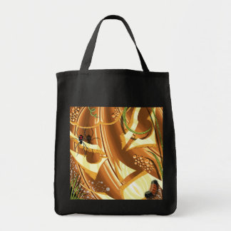 Cheshire Pumpkin Trick Or Treat Tote Tote Bag