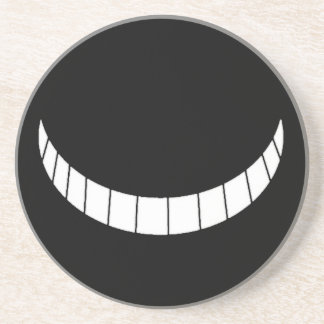 Cheshire Smile Coaster