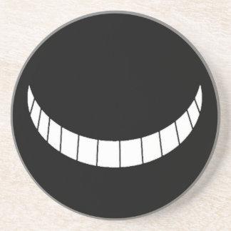 Cheshire Smile Coaster