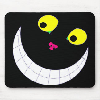 Cheshire Smile Mouse Pad