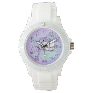 Cheshire Watch White Sport