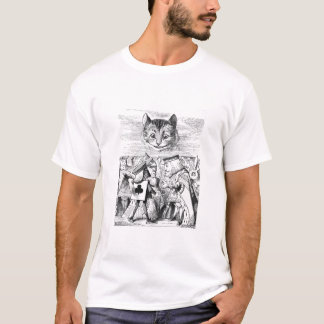 Chesire Cat -- Alice in Wonderland T-Shirt