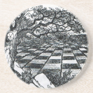 Chess Board in Wonderland Coaster
