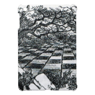 Chess Board in Wonderland iPad Mini Cases