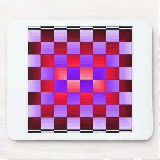 Chess Board X1 CricketDiane Spectrum Colors Mouse Pad