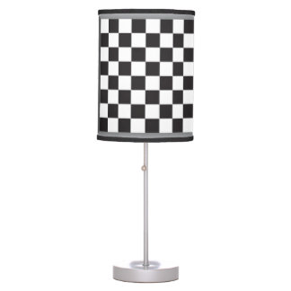 chess boars table lamp
