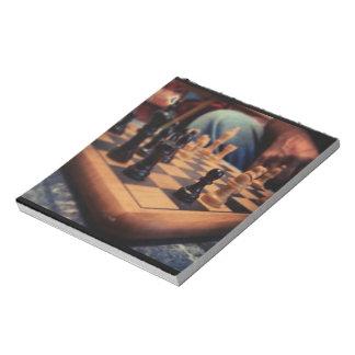 Chess Club Note Pad