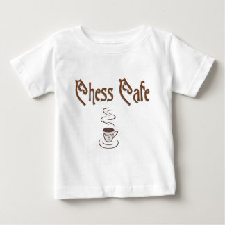 Chess Coffee Baby T-Shirt