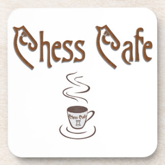 Chess Coffee Coaster