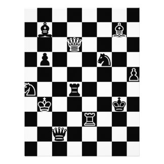 Chess Custom Letterhead