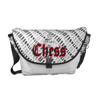 Chess Designer Bag Courier Bags