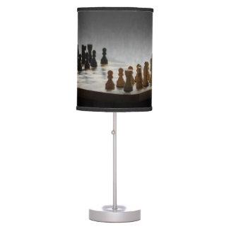Chess Desk Lamps