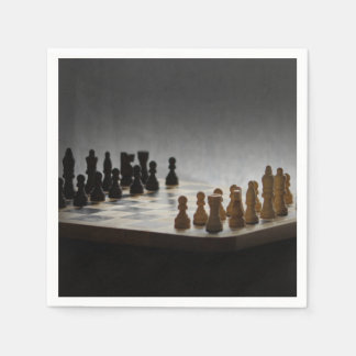 Chess Disposable Napkin